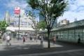 駅前広場2