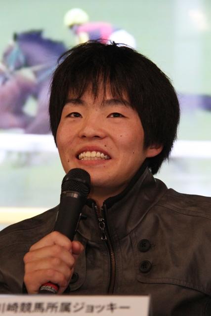 瀧川寿希也騎手