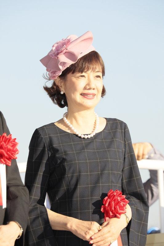 表彰式:鈴木淑子さん 2_1