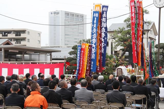 2016馬頭観音慰霊祭 1
