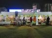 焼酎、ハイボール、ワインなど販売のテント