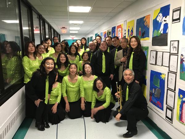 国連学校クリスマスコンサート