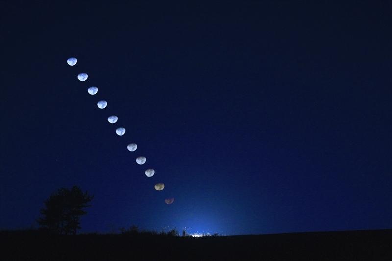 el-月の沈み