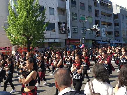 4292016呉港祭DanceTeamS3