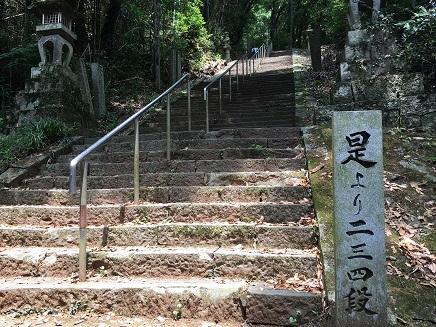 6012016 10番切幡寺石段S0