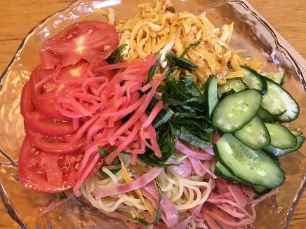 7132016 Lunch冷麺S