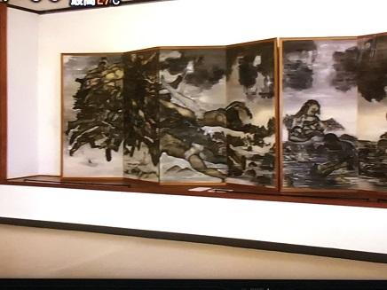 9082016 TV丸木美術館S1