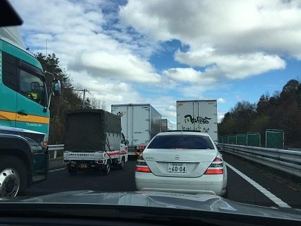 12152016 三木辺りの渋滞S