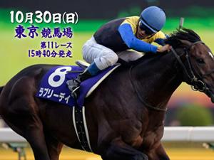 【天皇賞(秋) 枠順決定】5枠8番モーリス、1枠1番エイシンヒカリ