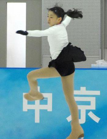 日刊スポーツ②:紀平さん単独記事