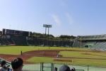 内野席(ほっともっと神戸20161030)-2