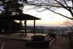 夕暮れの大吉山