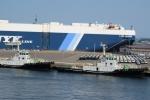 自動車運搬船1