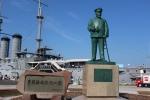 東郷平八郎の像3