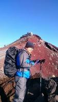 富士山頂上1