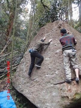 あばた岩H本さん20161217