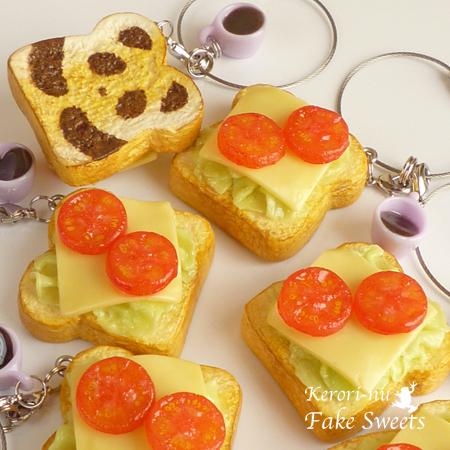 野菜チーズ集合
