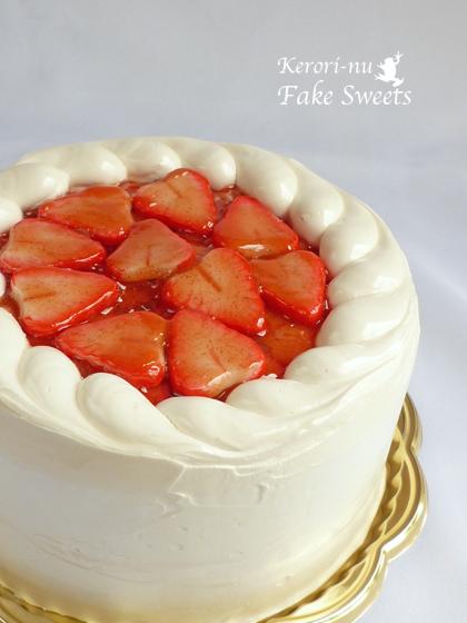 いちごスライスケーキ
