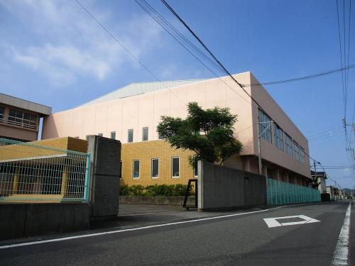 豊原小学校ws体育館