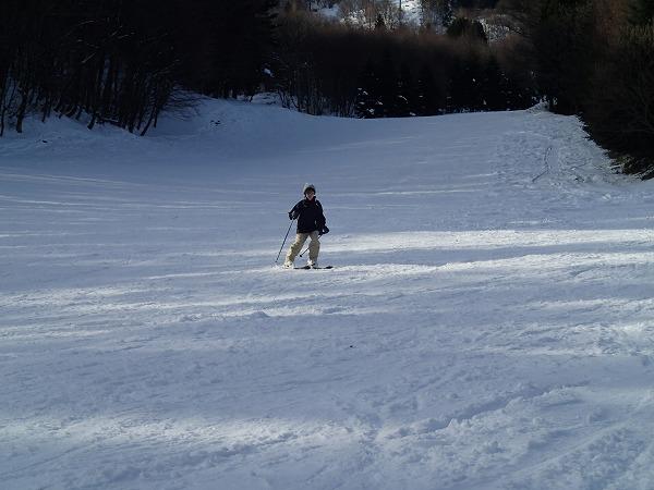 恐羅漢スキー6