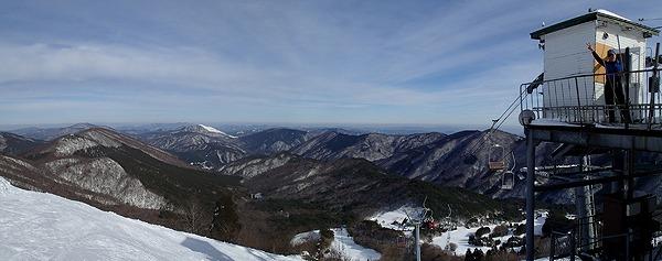 恐羅漢スキー7