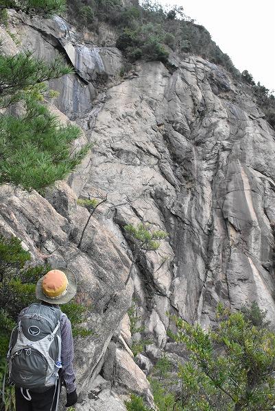烏帽子岩山2