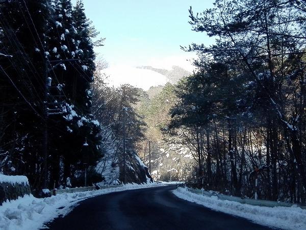 恐羅漢スキー1
