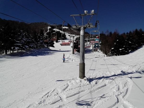 恐羅漢スキー3