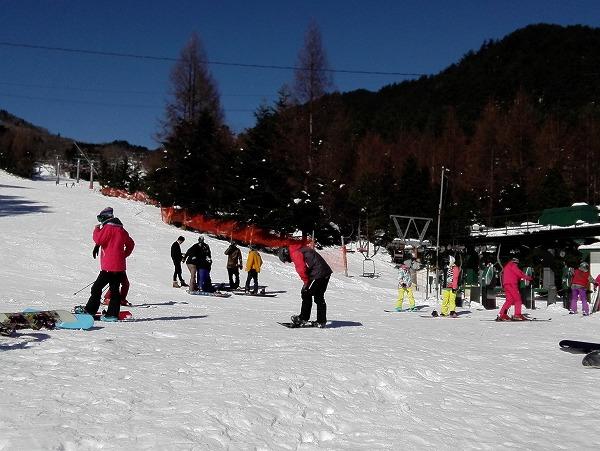 恐羅漢スキー4