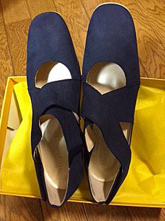 ヒルズアベニューの靴