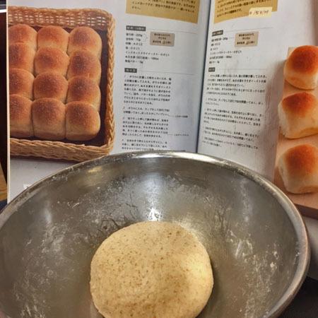 12月18日 ちぎりパン