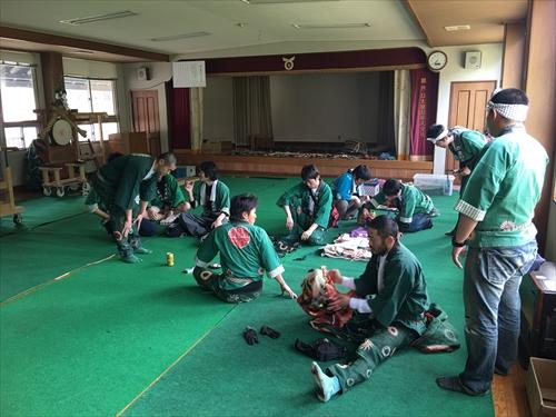 1.冨士神社例祭2016村廻り (1)_R
