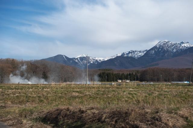 原村から見た八ヶ岳連峰-01