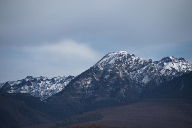 原村から見た八ヶ岳連峰-02