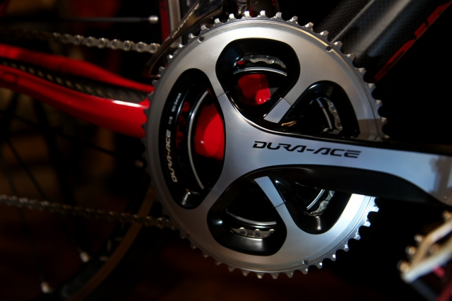 Dura Ace FC9000 クランクセット 50-34T 170mm