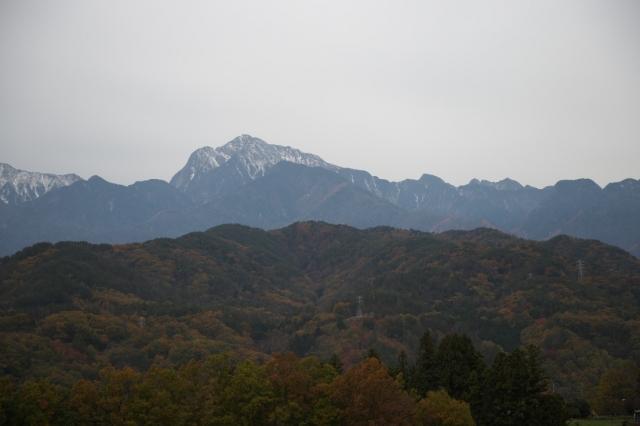 今朝の甲斐駒ヶ岳-02