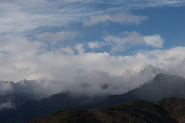 雪の甲斐駒ヶ岳-03