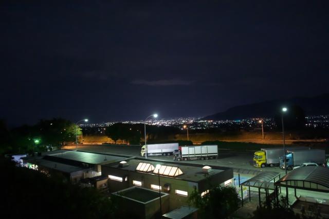 SA釈迦堂からの夜景