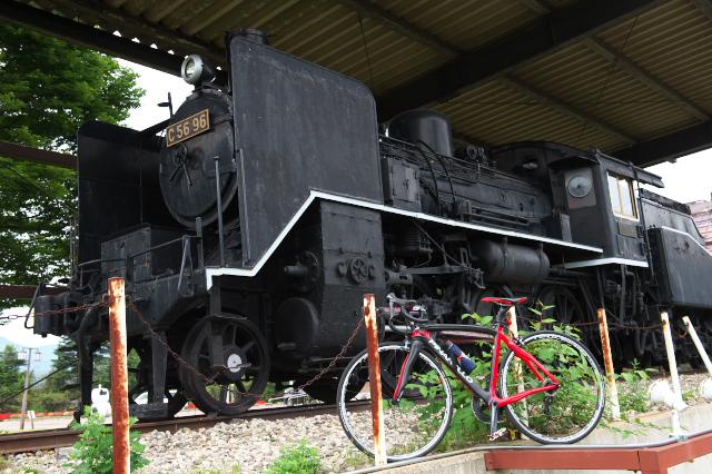 Pinarello Prince-C56蒸気機関車