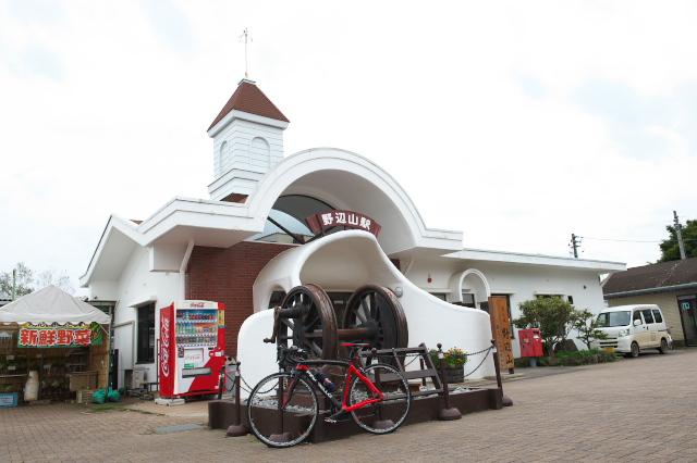 Pinarello Prince-野辺山駅