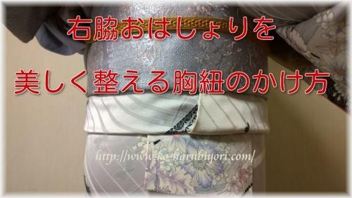 20160417右脇を美しく整える胸紐の掛け方テキストのサムネイル写真