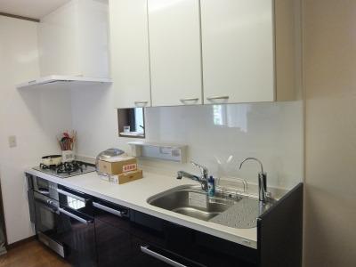 キッチン工事 (2)
