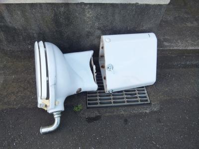 トイレ取替え工事 (3)