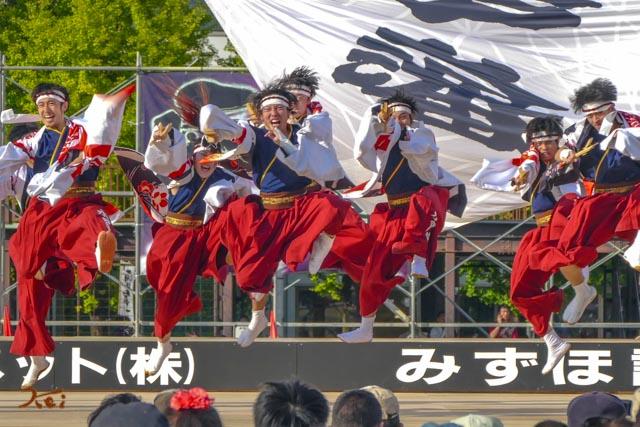 水戸藩 YOSAKOI連32