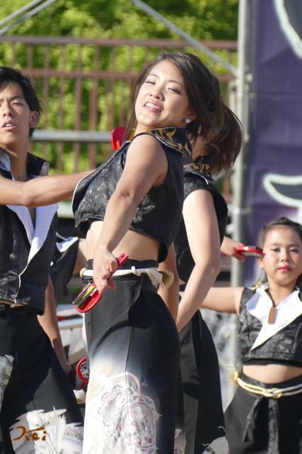 襲雷舞踊団10