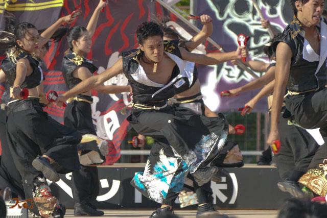 襲雷舞踊団21