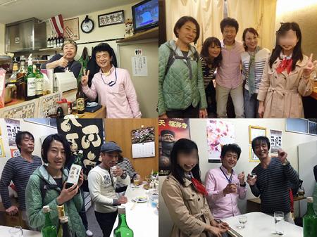 GW初日に行った神戸下町立ち呑みツアーその3 立ち呑み『ふうみや』♪