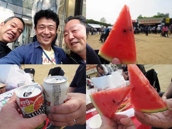 2016.5.7 神戸新開地音楽祭 初日夕方、ばんばんライブ♪