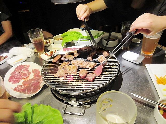 長田のクマさんでがっつりコース。めっちゃ美味しいです!