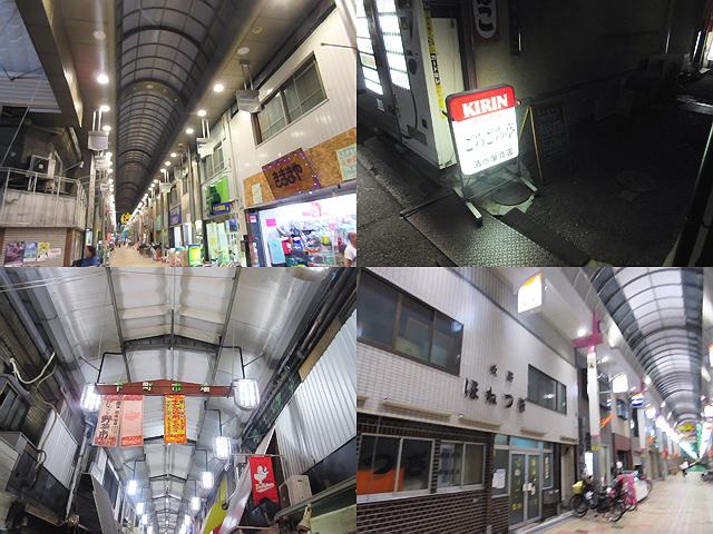 大阪下町ウォーク。定期的に通勤途中の街を散策してます(^^♪